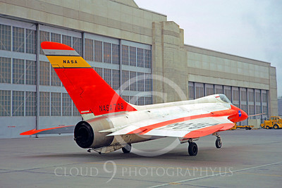 DG 00069 Douglas F-4 Skyray NASA 708 by Clay Jansson