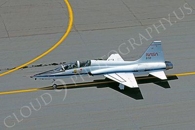 NASA-T-38 00001 NASA Northrop T-38 Talon  N910NA Edwards AFB by Carl E Porter