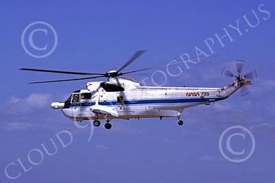 NASA-H-3 00002 Sikorsky NH-3 NASA 735 20 May 1992, by Stephen W D Wolf