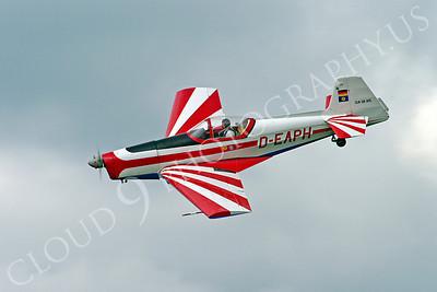 AA - Zlin 00010 Zlin Z-526AFS Acrobat D-EAPH by Stephen W D Wolf