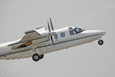 CUNLCA 00002 Aero Commander Turbo Commander by Peter J Mancus