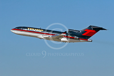 BIZJET - Boeing 727 00002 Boeing 727 Trump VP-BDJ by Tim P Wagenknecht