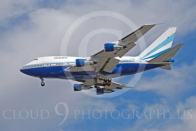 BIZJET - 747SP 00002 Boeing 747SP VP-BLK by Dave Budd