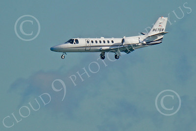 BIZET - Cessna 560 00002 Cessna 560 Citation V N67GW by Peter J Mancus