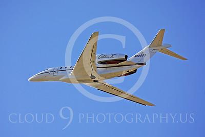 BIZJET 00002 Cessna Citation X by Peter J Mancus