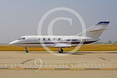 BIZJET 00001 Dassault Falcon 20 by Peter J Mancus