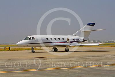 BIZJET 00003 Dassault Falcon 20 by Peter J Mancus