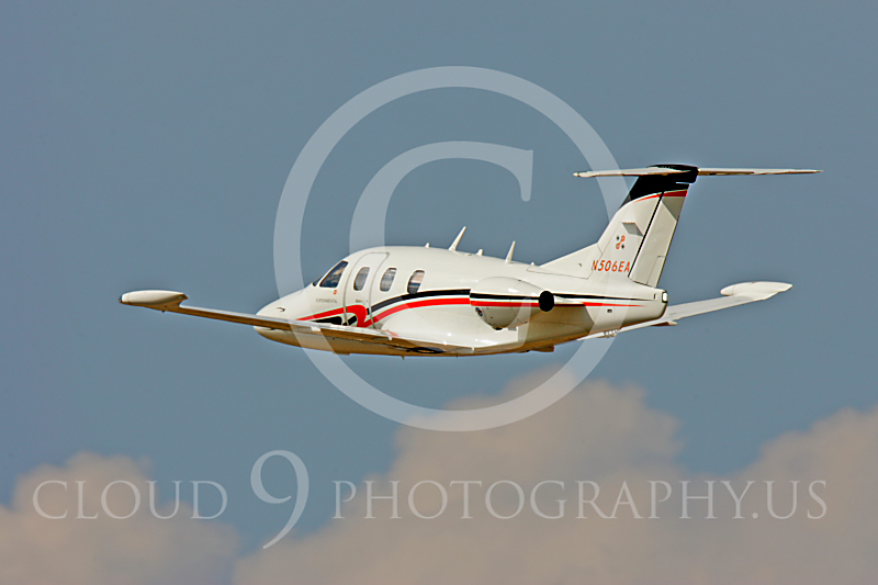 Eclipse 500 Very Light Jet Business Jet Airplane Pictures