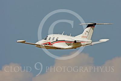 BIZJET 00010 Eclipse 500 Very Light Jet by Peter J Mancus