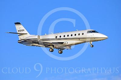 BIZJET - Gulfstream Aerospace G200 00002 N121GV by Dave Budd