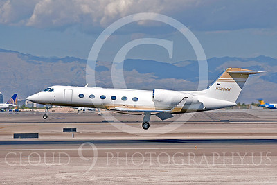 BIZJET - Gulfstream Aerospace Gulfstream 00002 N723MM by Dave Budd