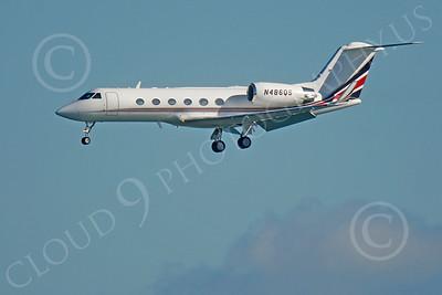 BIZET - Gulfstream Gulfstream IV 00042 Gulfstream Gulfstream IV N486QS by Peter J Mancus