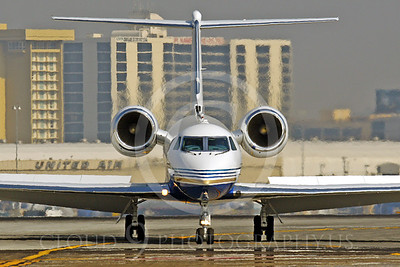 BIZJET - Gulfstream Aerospace Gulfstream 00023 by Tim Wagenknecht
