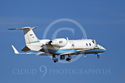BIZJET - Learjet 31 00008 N57 by Tim Wagenknecht