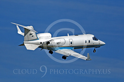 BIZJET - Learjet 31 00002 N57 by Tim Wagenknecht