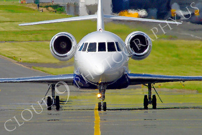 BIZJETP - Dassault Falcon 7X 00019 Dassault Falcon 7X prototype F-WFBW aircraft picture by Stephen W D Wolf