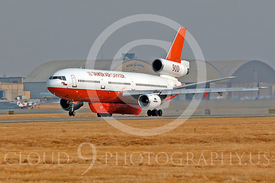 FF - Douglas DC-10 00019 Douglas DC-10 N450AX Cal Fire 10 Tanker Air Carrier 910 fire attack airplane by Carl E Porter