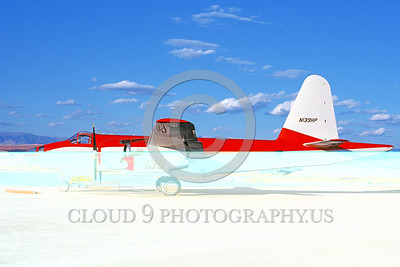 FF-P-2 00011 A static Lockheed P-2 Neptune N139HP fire fighting airplane 10-1990 airplane picture by Douglas D Olson