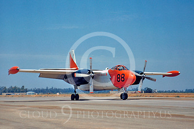 FF - North American AJ Savage 00001 North American AJ Savage August 1960 fire fighting aircraft by William T Larkins