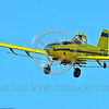 CropDuster 0010 A low flying Air Tractor Inc  AT-401 crop duster, N9179N, descends to spray a field in Wasco, California 8-2017 crop duster picture by Peter J  Mancus     DONEwt