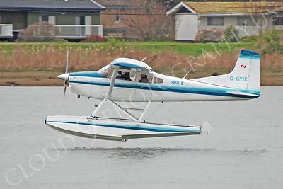CFP 00008 Sea Air Cessna A185F C-GYIX by Alasdair MacPhail