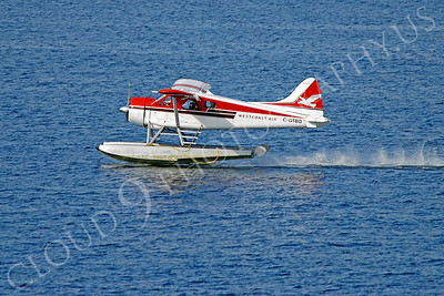 CFP 00011 West Coast Air de Havilland Canada DHC-2 Mark I C-GTBQ by Alasdair MacPhail