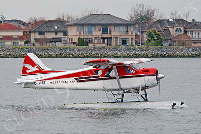 CFP 00001 West Coast Air de Havilland Canada DHC-2 Beaver C-GEZS by Alasdair MacPhail