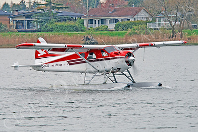 CFP 00017 West Coast Air de Havilland Canada DHC-2 Beaver C-GEZS by Alasdair MacPhail