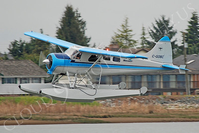 CFP 00012 Sea Air de Havilland Canada DHC-2 Mark I C-GOBC by Alasdair MacPhail