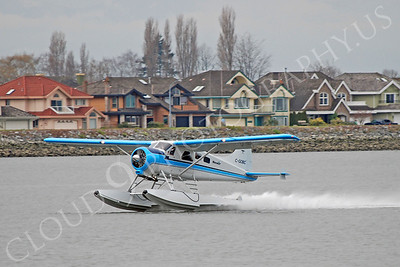 CFP 00009 Sea Air de Havilland Canada DHC-2 Mark I C-GOBC by Alasdair MacPhail