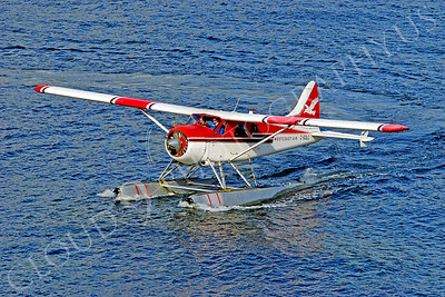 CFP 00003 West Coast Air de Havilland Canada DHC-2 Beaver C-GOLC by Alasdair MacPhail