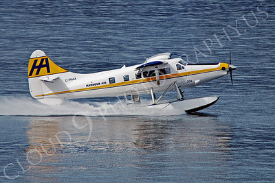 CFP 00019 Harbour Air de Havilland Canada DHC-3 Turbine Otter C-FHAA by Alasdair MacPhail