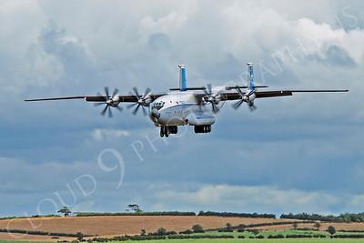 An-22 00026 Antonov An-22 Antheus Cock by Alasdair MacPhail