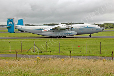 An-22 00041 Antonov An-22 Antheus Cock by Alasdair MacPhail
