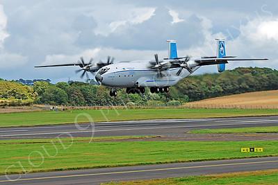 An-22 00014 Antonov An-22 Antheus Cock by Alasdair MacPhail