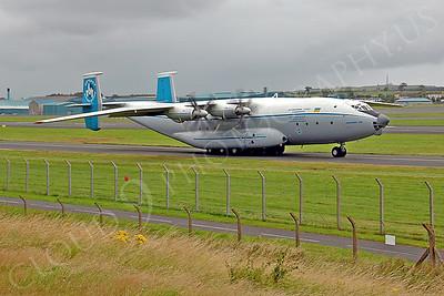 An-22 00013 Antonov An-22 Antheus Cock by Alasdair MacPhail