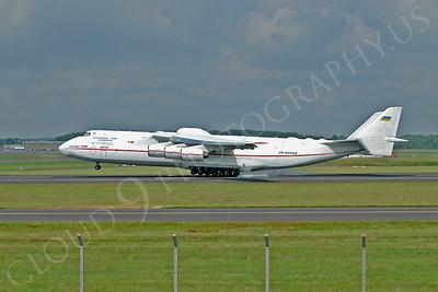 An-225 00015 Antonov An-225 Mriya Cossack International Cargo Transporter UR-82060 by Alasdair MacPhail