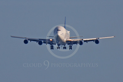 B747-400LCF 00008 Boeing 747-400LCF Large Cargo Freighter Dreamlifter by Peter J Mancus