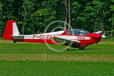 LCA - Scheibe SF-28A Tandem Falke 00005 Scheibe SF-28A Tandem Falke F-CCJY aircraft photo by Stephen W D Wolf