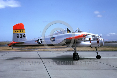 NASA-X-14 00002 A static X-14 NASA 234 6-1962 NASA airplane picture by Eugene M Sommereich