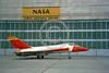 NASA-Skylancer 00001 A static Douglas Skylancer NASA 708 Ames NASA airplane picture by Clay Jansson