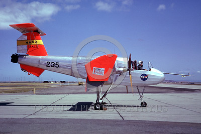 NASA-Vertiplane 00002 A static Ryan Vertiplane NASA 6-1962 NASA airplane picture by Eugene M Sommerich
