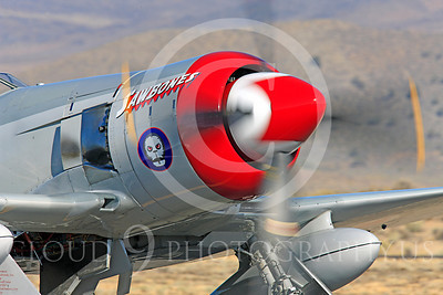 Race Airplane Sawbones 00007 Hawker Sea Fury Sawbones at Reno air races by Peter J Mancus