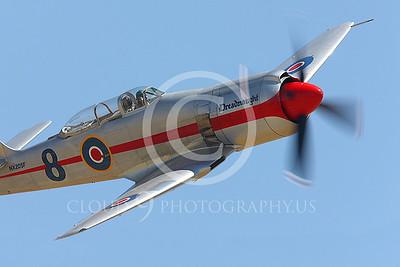 RENO 00010 Hawker Sea Fury Dreadnaught by Peter J Mancus