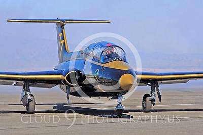 L-29 Delfin Viper 00007 Aero Vodochody L-29 Delfin Aero Enterprises Viper N29AD air racing airplane at Reno air races by Peter J Mancus