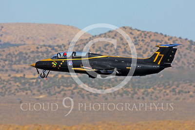 L-29 Delfin Viper 00002 Aero Vodochody L-29 Delfin Aero Enterprises Viper N29AD air racing airplane at Reno air races by Peter J Mancus