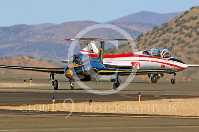 L-29 Delfin Viper 00015 Aero Vodochody L-29 Delfin Aero Enterprises Viper N29AD air racing airplane at Reno air races by Peter J Mancus