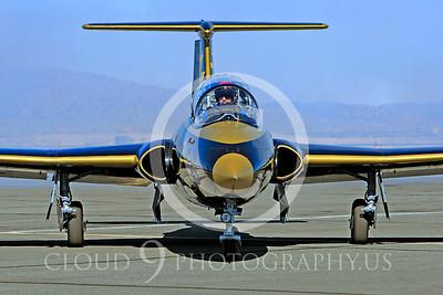 L-29 Delfin Viper 00021 Aero Vodochody L-29 Delfin Aero Enterprises Viper N29AD air racing airplane at Reno air races by Peter J Mancus