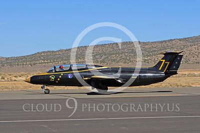 L-29 Delfin Viper 00001 Aero Vodochody L-29 Delfin Aero Enterprises Viper N29AD air racing airplane at Reno air races by Peter J Mancus
