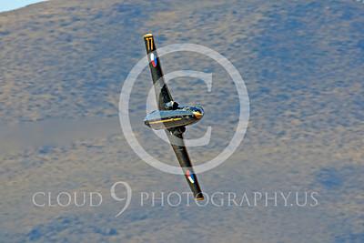 L-29 Delfin Viper 00020 Aero Vodochody L-29 Delfin Aero Enterprises Viper N29AD air racing airplane at Reno air races by Peter J Mancus